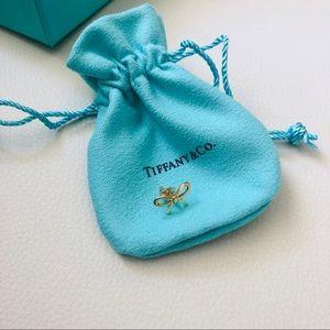 Tiffany & Co. 14K Gold Earring